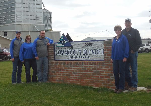 The team at Commodity Blenders, Inc.