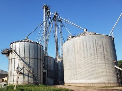 grain storage, retail, warren indiana, commodity blenders