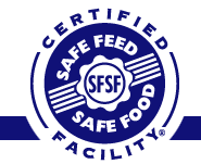 safe feed certified